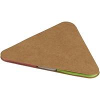 Driehoekige sticky notes