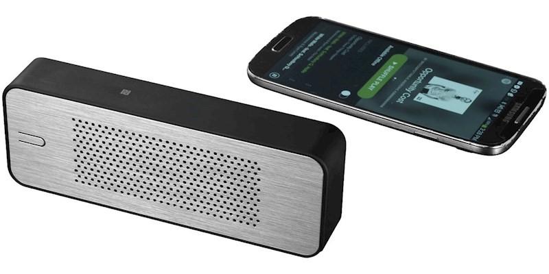 Zabrak Bluetooth® speaker