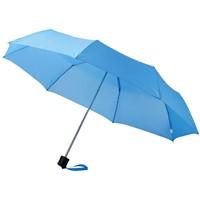 Ida 215'' 3 sectie opvouwbare paraplu