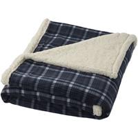 Joan sherpa plaid deken