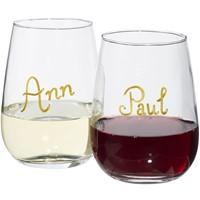Wijn schrijf set