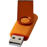 Rotate metallic USB 4GB