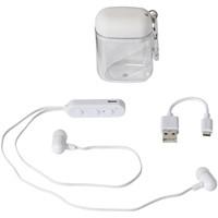 Budget Bluetooth® oordopjes in cassette met karabi