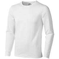 Curve heren T-shirt met lange mouwen