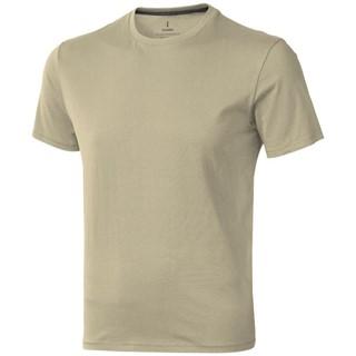 Nanaimo heren t-shirt met korte mouwen