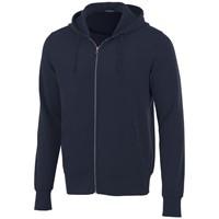 Cypress unisex sweater met capuchon en volledige r