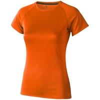Niagara cool fit dames t-shirt met korte mouwen