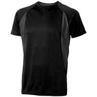 Quebec cool fit heren t-shirt korte mouwen