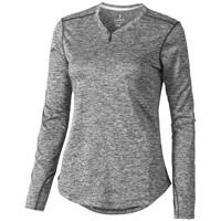 Quadra cool fit dames t-shirt lange mouwen