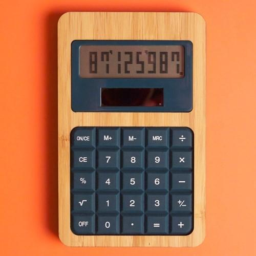 Bamboe solar rekenmachine