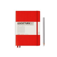 Leuchtturm1917 Hardcover Notitieboek, Medium, geru