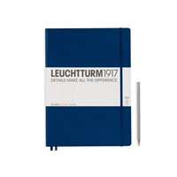 Leuchtturm1917 Hardcover Notitieboek,Master Slim, blanco