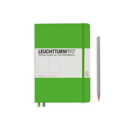 Leuchtturm1917 Hardcover Notitieboek, Medium, blan