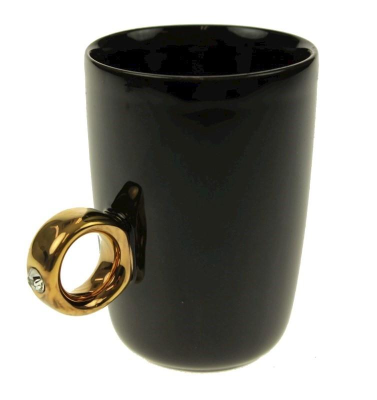 Mok met ring