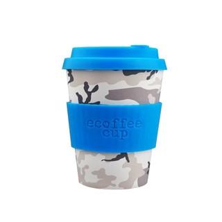 Ecoffee Cup Bamboe Beker - 340 ml Cacciatore met B