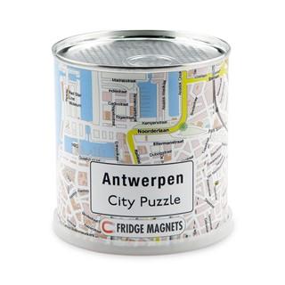 Antwerpen City Puzzel Magneten