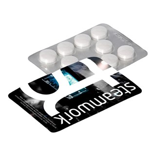 10-pack blister mints