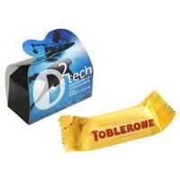 Doosje mini Toblerone