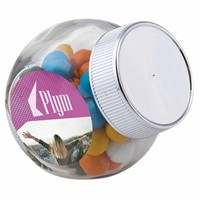 Mini glazen potje 0,2 liter