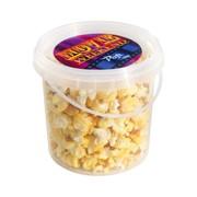 Popcorn in een emmer