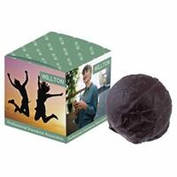 Chocolademelk kogel in doosje