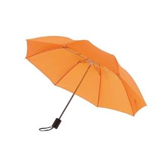 Pocket umbrella Regular, oranje