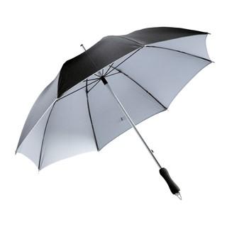 Alu-stick umbrellaJokerblacksilver