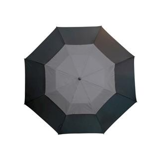 Windproof golf umbrellaMonsunblgrey