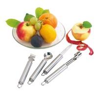 Set van 4 fruitmessen