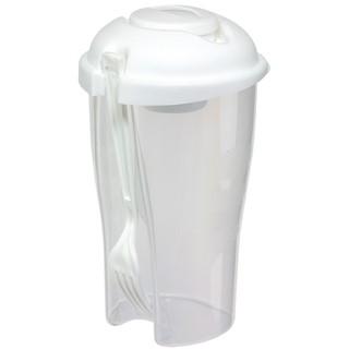 salad Cup Veggie Cup, wit