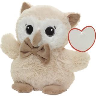 Plush owl Helga