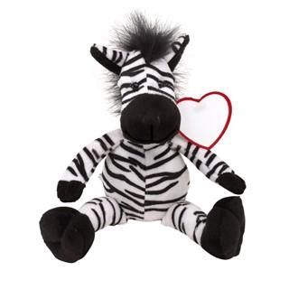 Pluche zebra LORENZO