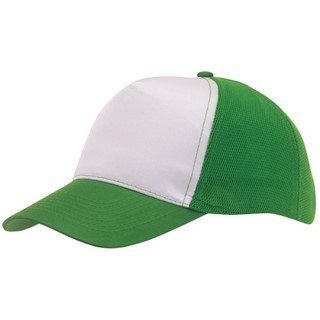 5-Panel cap with MeshBreezy, D´grünwh