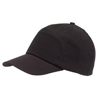 5-Panel Baseball-Cap, Favourite, zwart