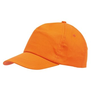 5-Panel Baseball-Cap, Favourite, orang