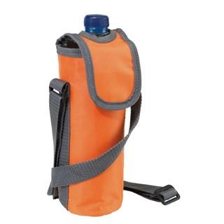 420D cooler bag for 0,5l bottle, oranje