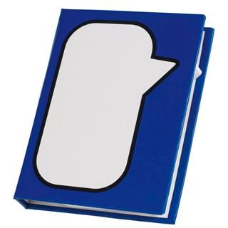 Memo- en notitieboekje SPEECH BUBBLE