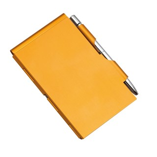 Notepadholder MEMO, rood