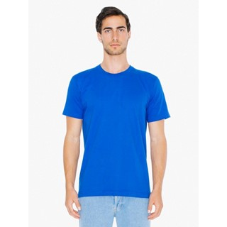 AMA T-shirt Crew Neck Fine Jersey For Him