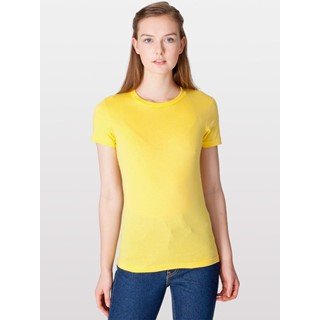 AMA T-shirt Crewneck Fine Jersey SS For Her