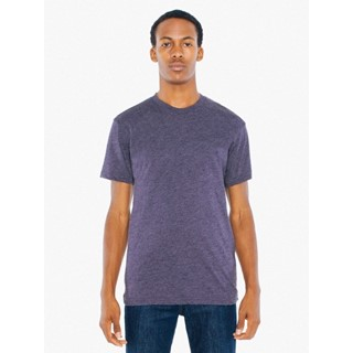 AMA T-shirt Crew Neck PolCot For Him