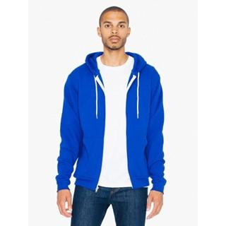 AMA Sweater Hooded Zip Flex Fleece for him