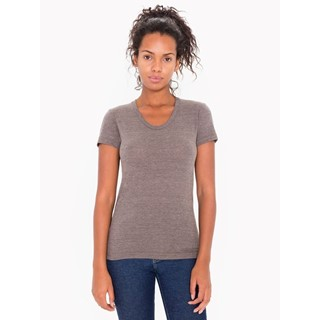 AMA T-shirt Crew Neck Tri-Blend For Her