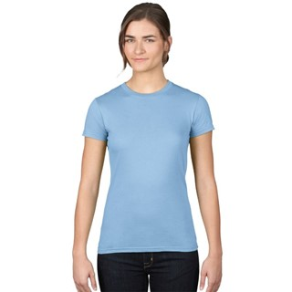 Anvil T-shirt Fitted licht weight SS for her