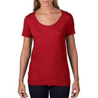 Anvil T-shirt Featherweight Crewneck for her