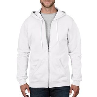 Anvil Sweater Hooded Full Zip for him