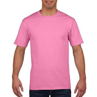 Gildan T-shirt Premium katoen Crewneck SS for him