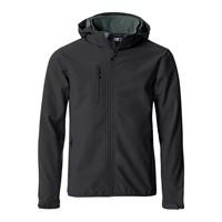 Basic Hoody Softshell Jacket