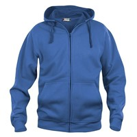 Basic Hoody Full Zip Men's