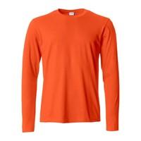 Clique Basic-T Bodyfit T-Shirt Lm